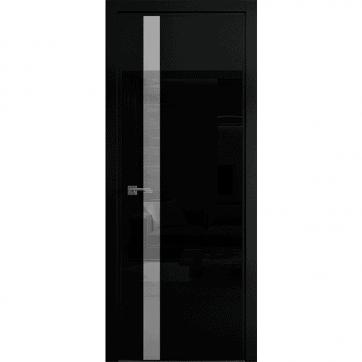 Межкомнатная дверь Arte Black.