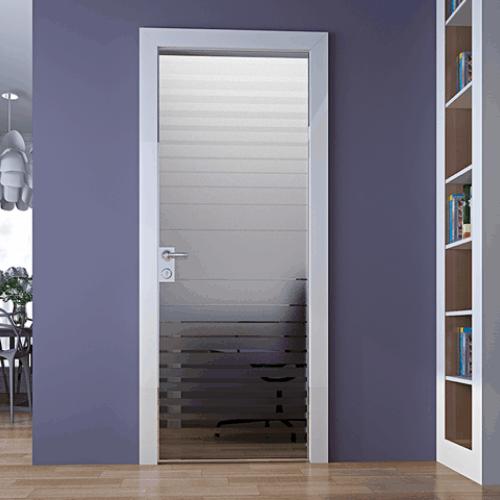 Межкомнатная стеклянная дверь G037