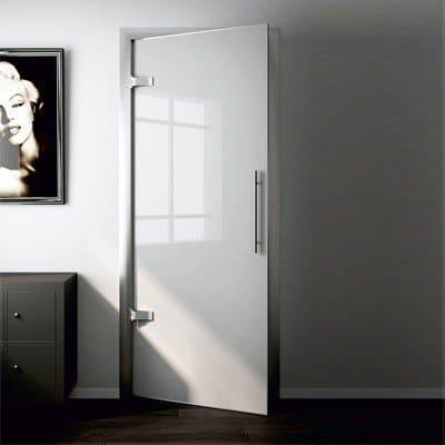 Межкомнатная стеклянная дверь G001