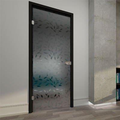 Межкомнатная стеклянная дверь G031