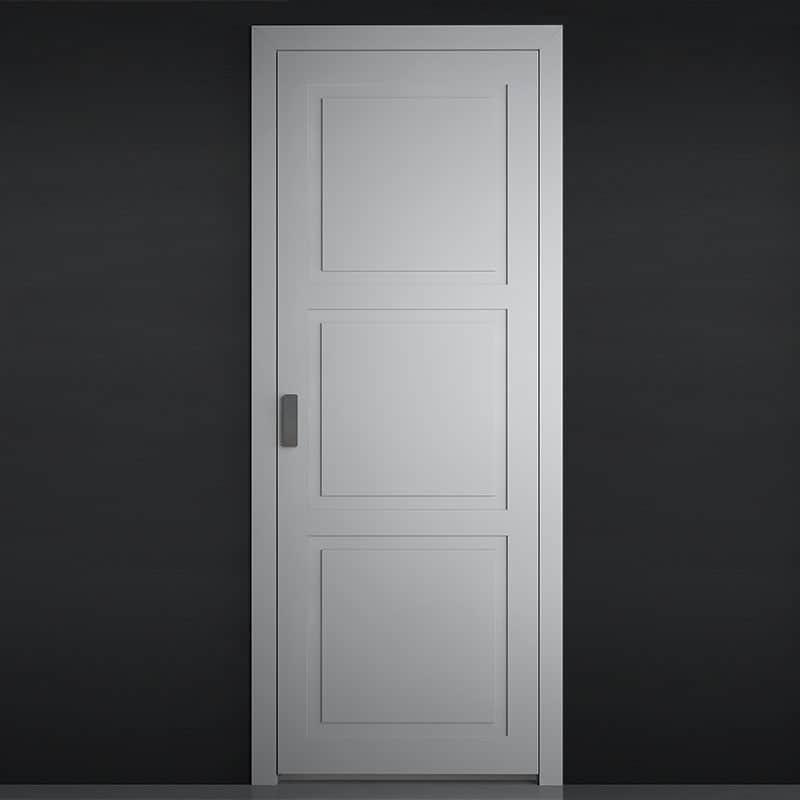 Коллекция филёнчатых межкомнатных дверей Emboss