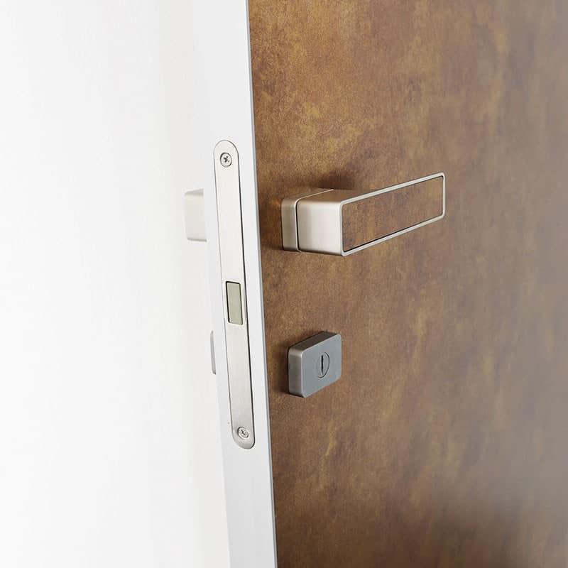 Межкомнатная дверь Colorize-Plastica