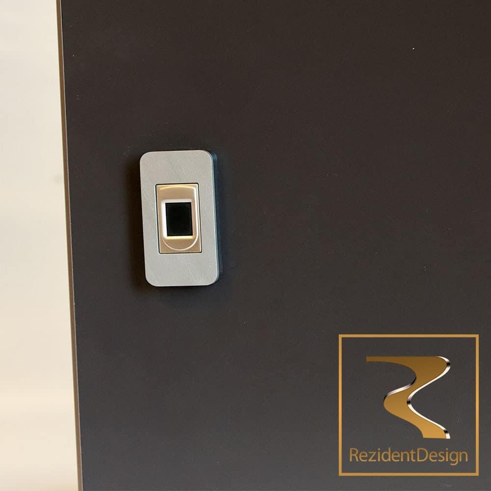 Управление электронными замками