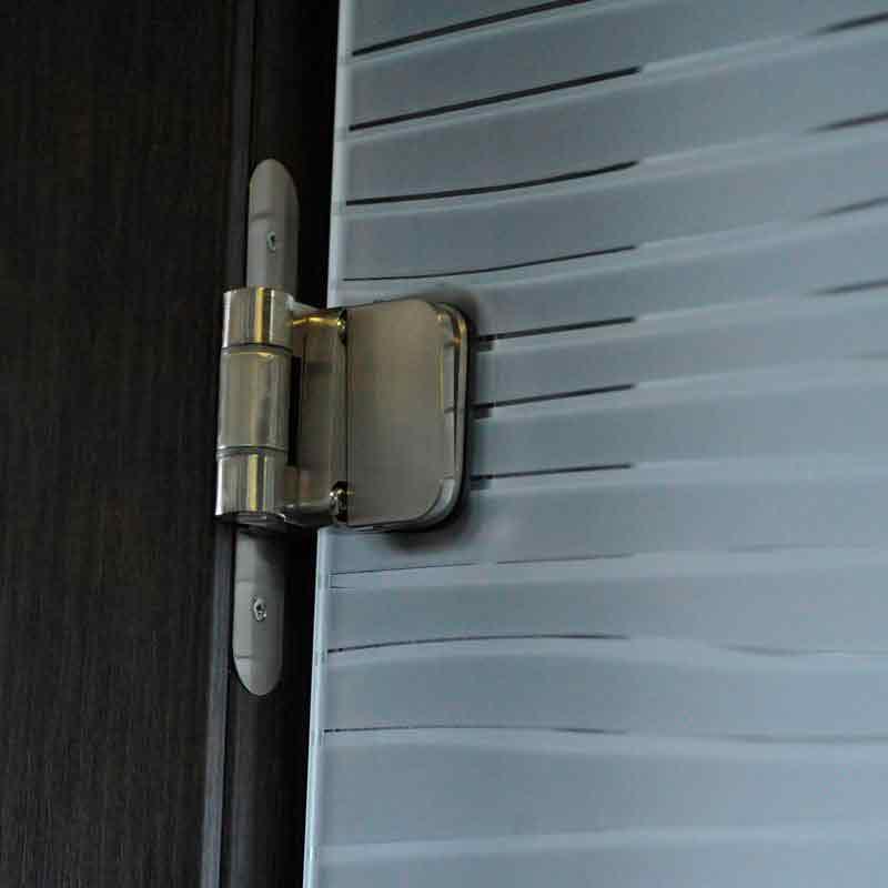 Межкомнатная стеклянная дверь G013