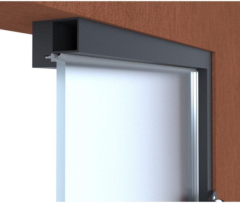 Супер цена на комплект дверной коробки с фурнитурой для цельностеклянной двери!