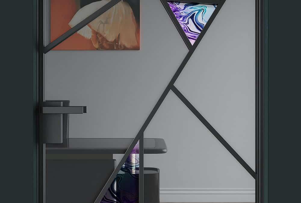 Новые модели межкомнатных дверей Limerence Art Rezident Design