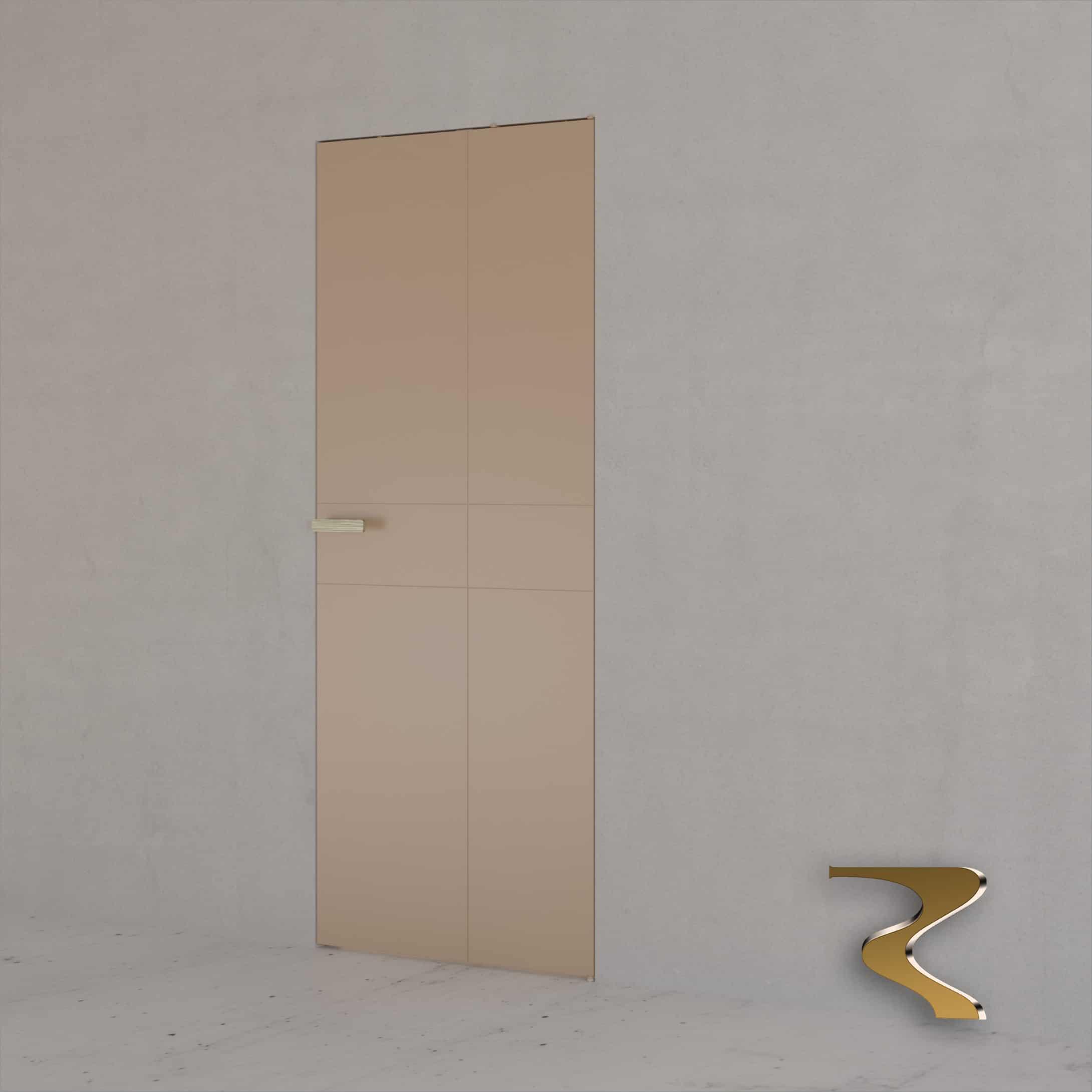 Комплект скрытой дверной коробки с поворотно-складной системой APMR-Hidden-Pan Rezident Design