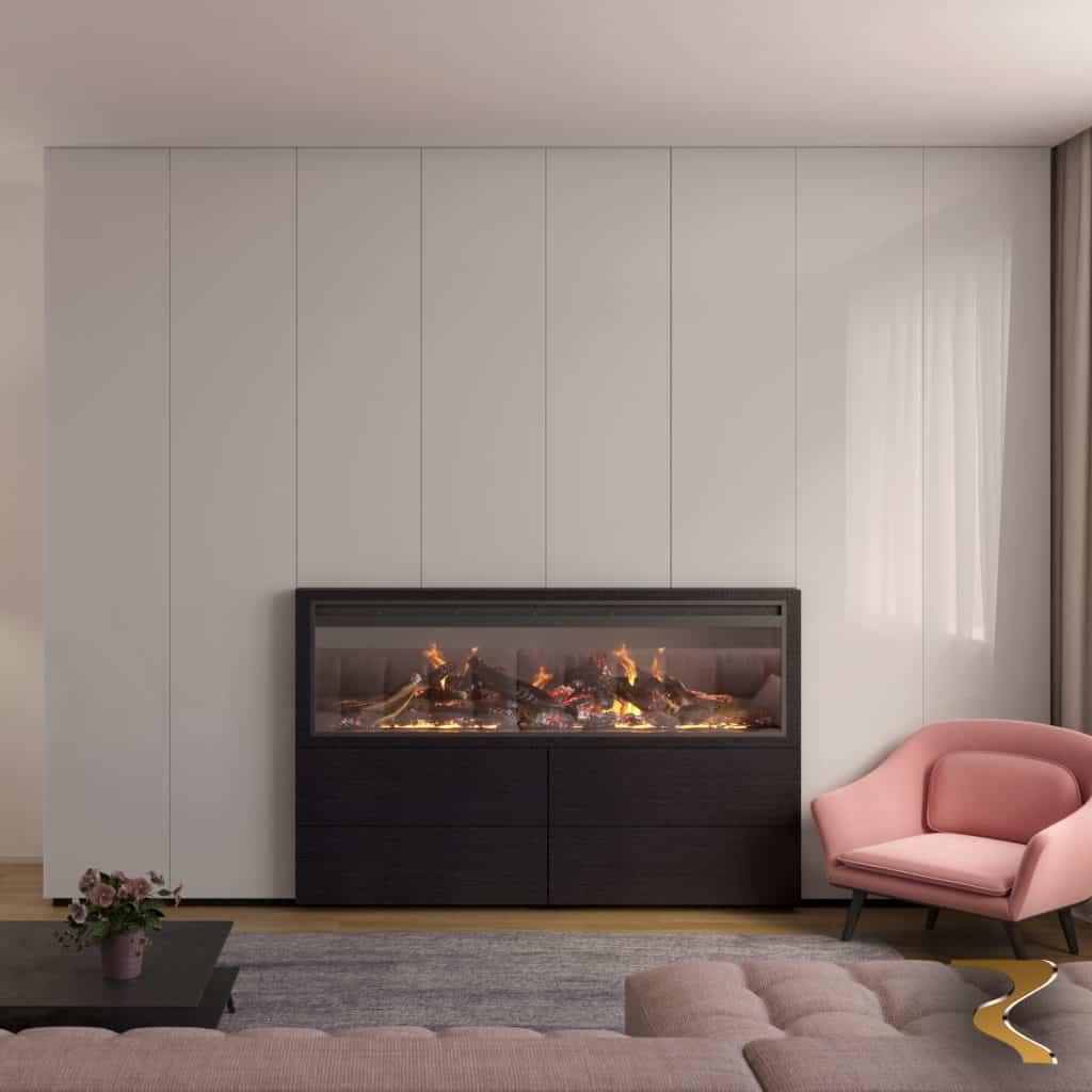 Шкафы серии Karkshorst Glare Rezident Design